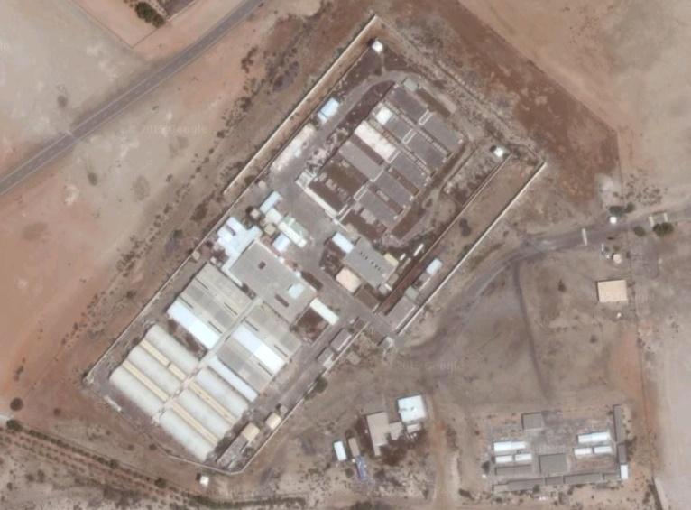 Al Sadr Prison (also Al Sader or Al Taweela) (United Arab Emirates)
