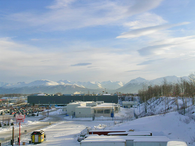 Anchorage Correctional Complex (Google)