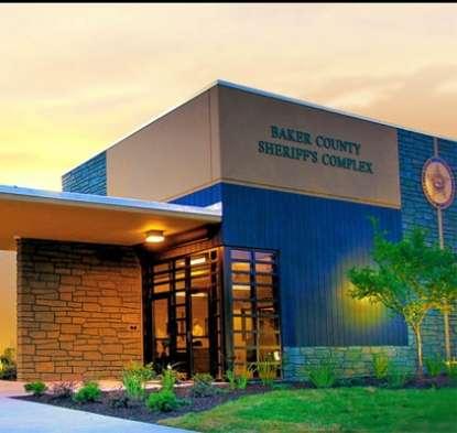 Baker County Facility (Photo: Baker Sheriff's Office)