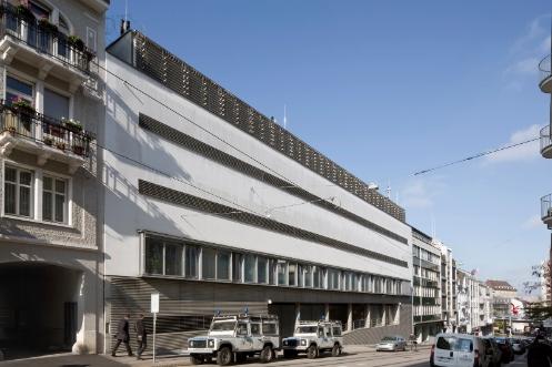 Basel City Remand Centre (Untersuchungsgefängnis Basel-Stadt) (Switzerland)
