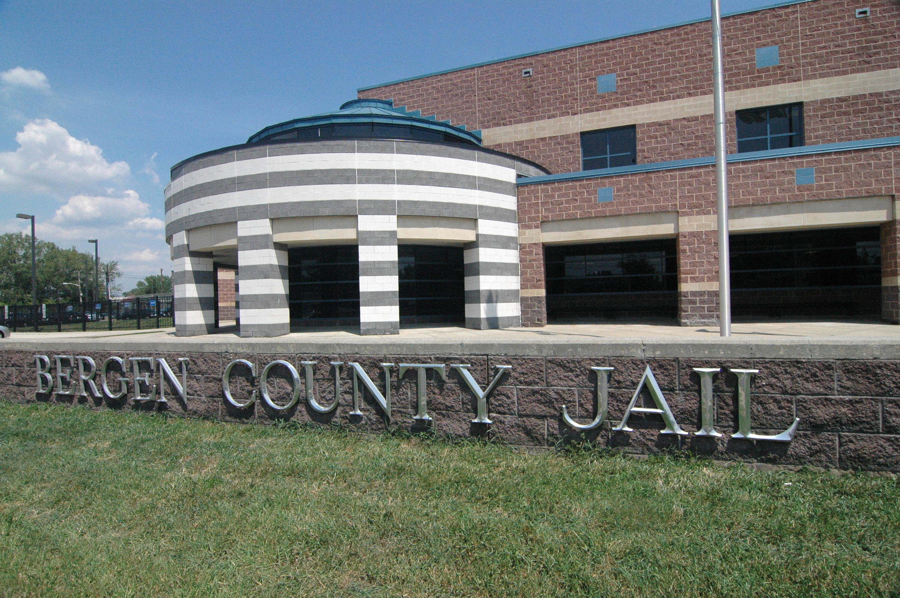 Bergen County Jail (United States of America) - Front