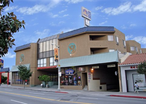 Best Western Dragon Gate Inn (United States of America)