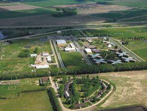 Bowden Institution, Innisfail (Canada)