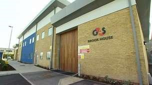 Brook House Immigration Removal Centre (IRC) (United Kingdom)