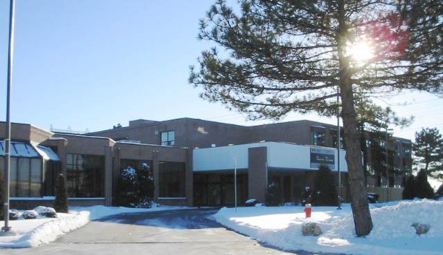 CBSA Toronto Immigration Holding Centre (Immigration Holding Centre ON) (Canada)