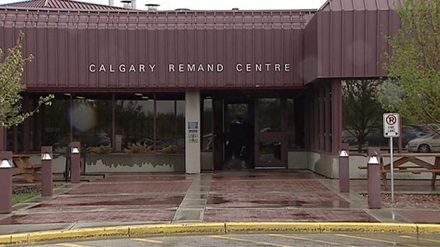 Calgary Remand Centre (Canada)