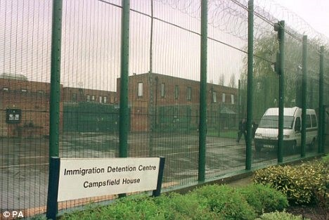 Campsfield House Immigration Removal Centre (United Kingdom)