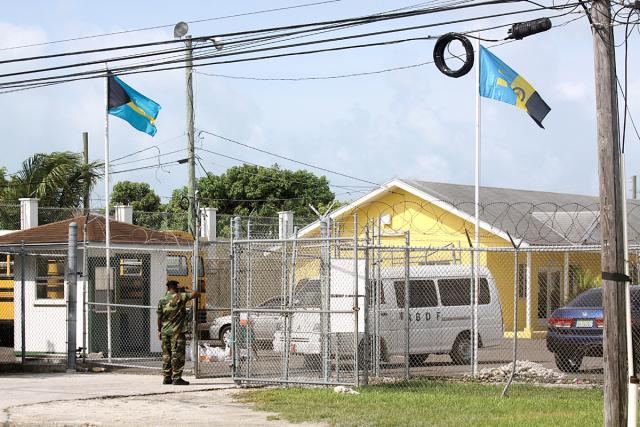 Carmichael Road Detention Center (Bahamas)