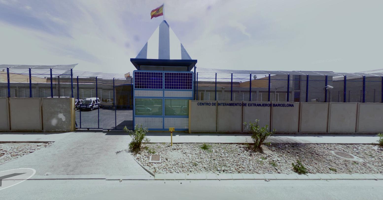 Centro de Internamiento de Extranjeros-Barcelona (