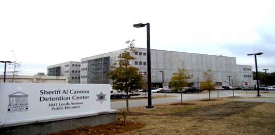Charleston County Detention Center (United States of America)
