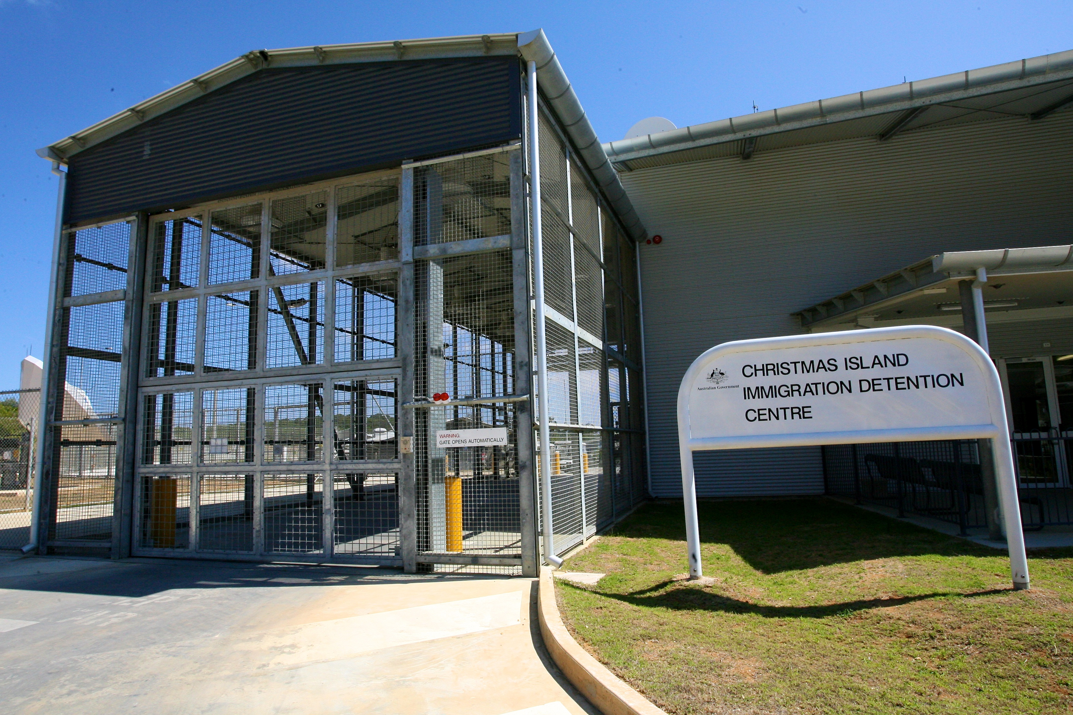 Christmas Island Immigration Detention Centre (Australia)