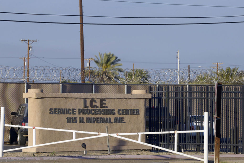 El Centro Detention Facility (Service Processing centre) (United States of America)