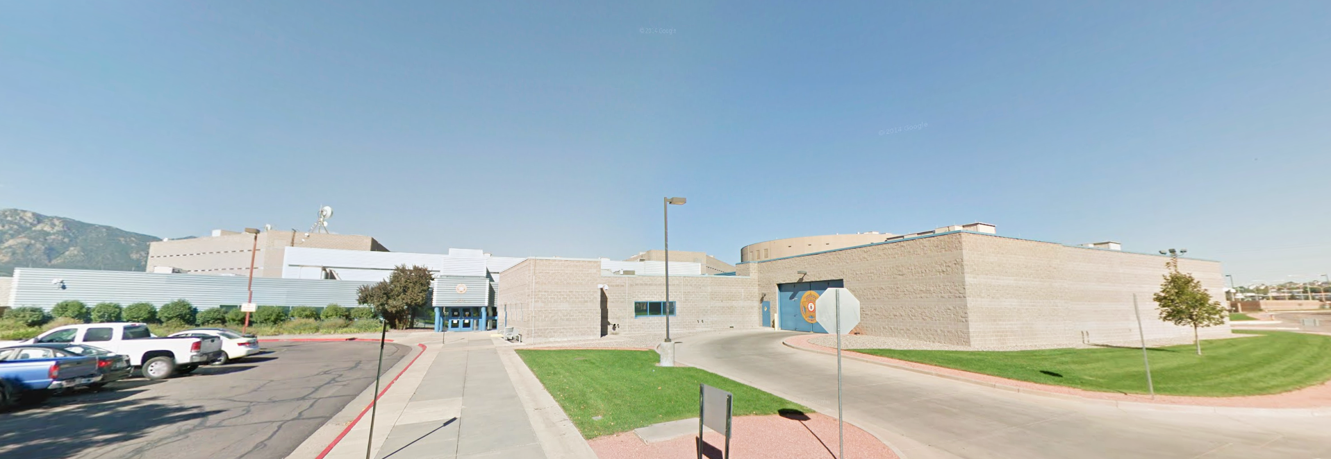El Paso County Jail (El Paso County Criminal Justice Center) (United States of America)