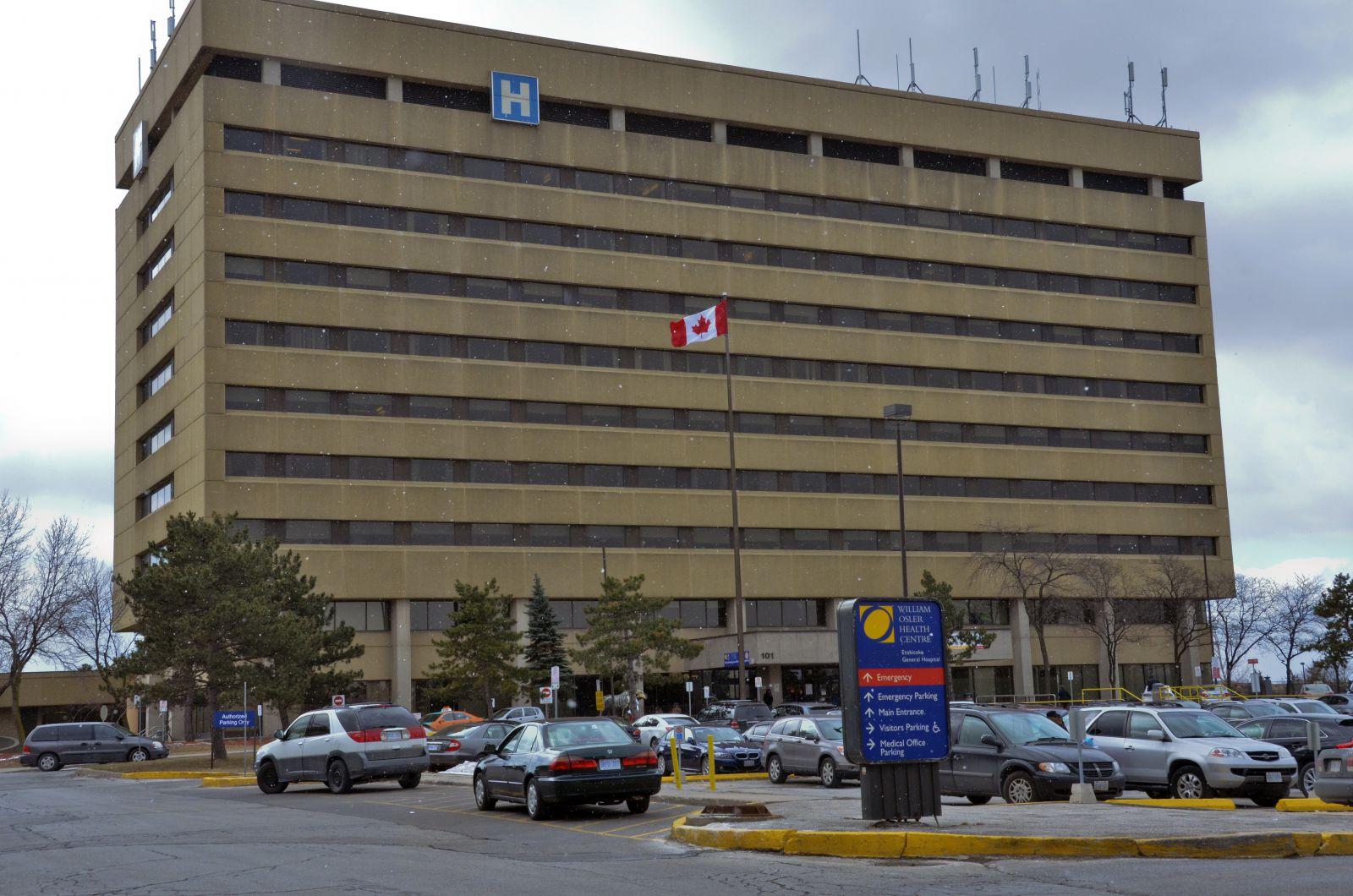 Etobicocke General Hospital (Canada)