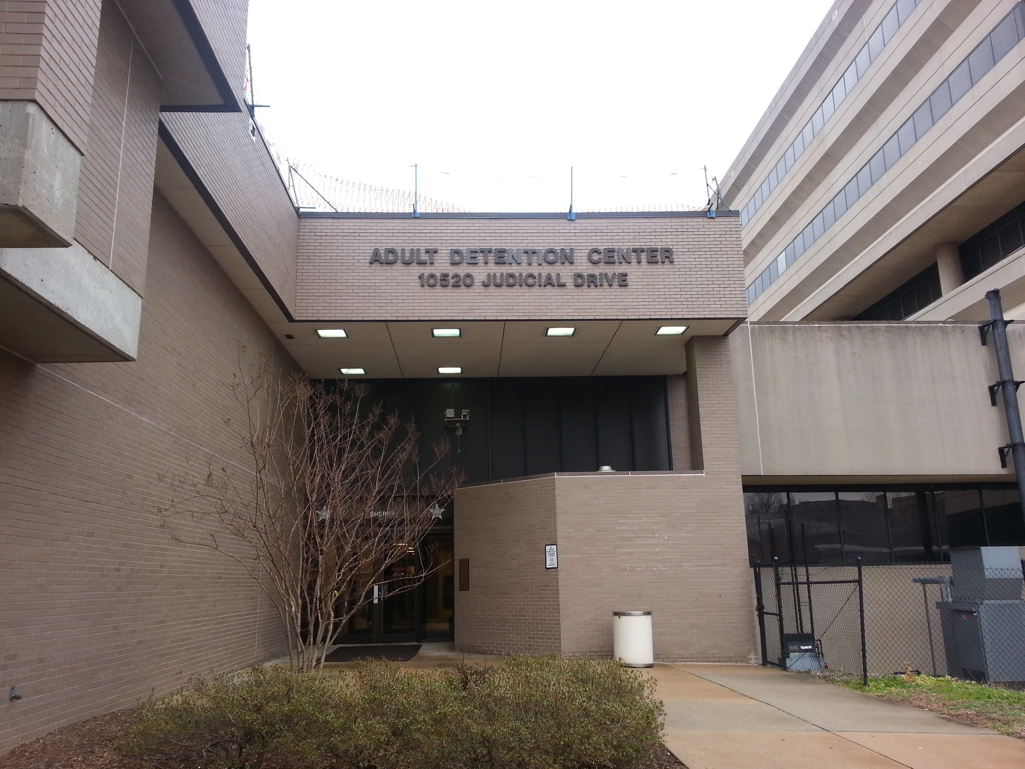 Fairfax County Adult Detention Center (United States of America)