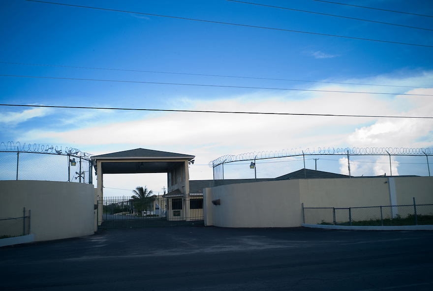 Fox Hill Prison (Bahamas)