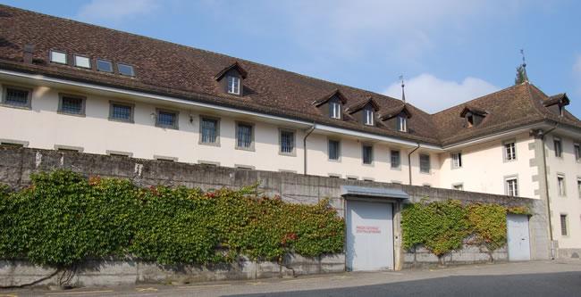 Fribourg Central Prison (Prison centrale de Fribourg) (Switzerland)