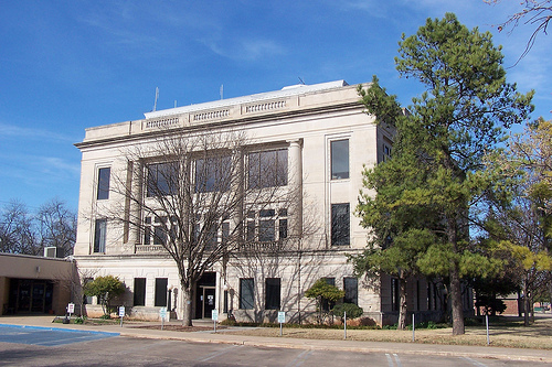 Garvin County Detention Center (Garvin County Jail) (United States of America)