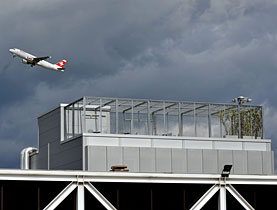 Geneva Airport Transit Zone detention facility (Switzerland)