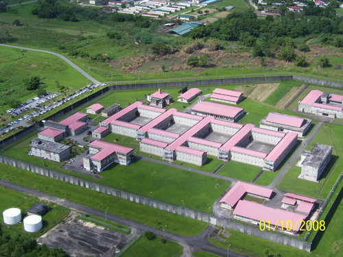 Golden Grove Maximum Security Prison (Trinidad and Tobago)
