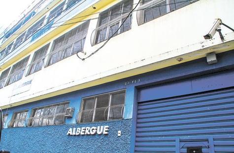 Albergue de la Direccion General de Migracion (Guatemala)