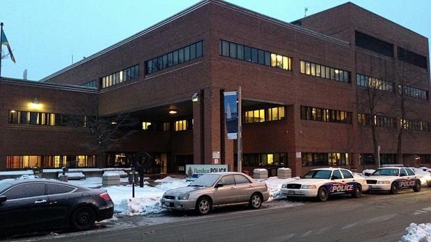 Hamilton Police Services (Canada)