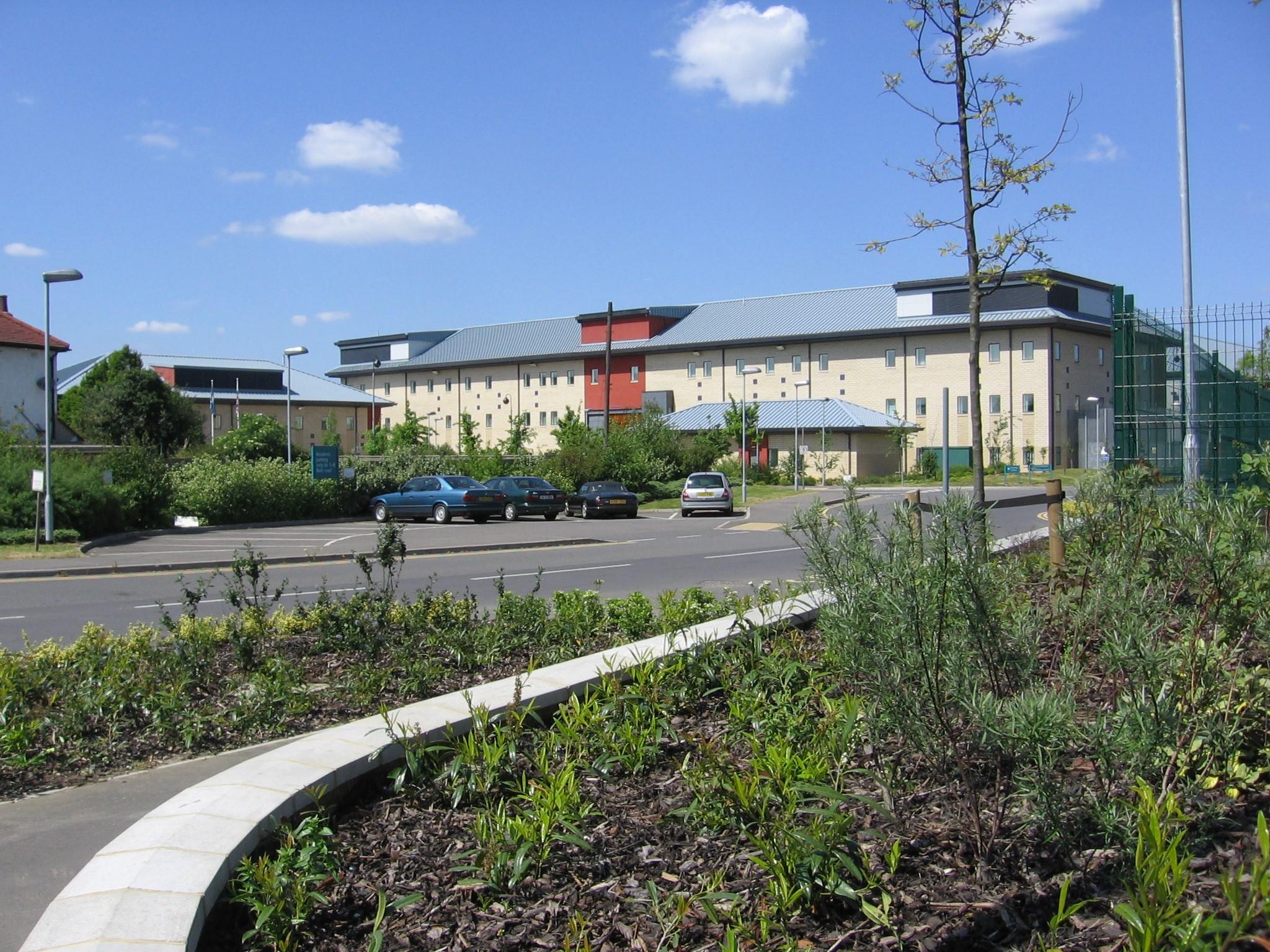 Harmondsworth Immigration Removal Centre (United Kingdom)