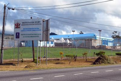 Immigration Detention Centre Aripo (Trinidad and Tobago)