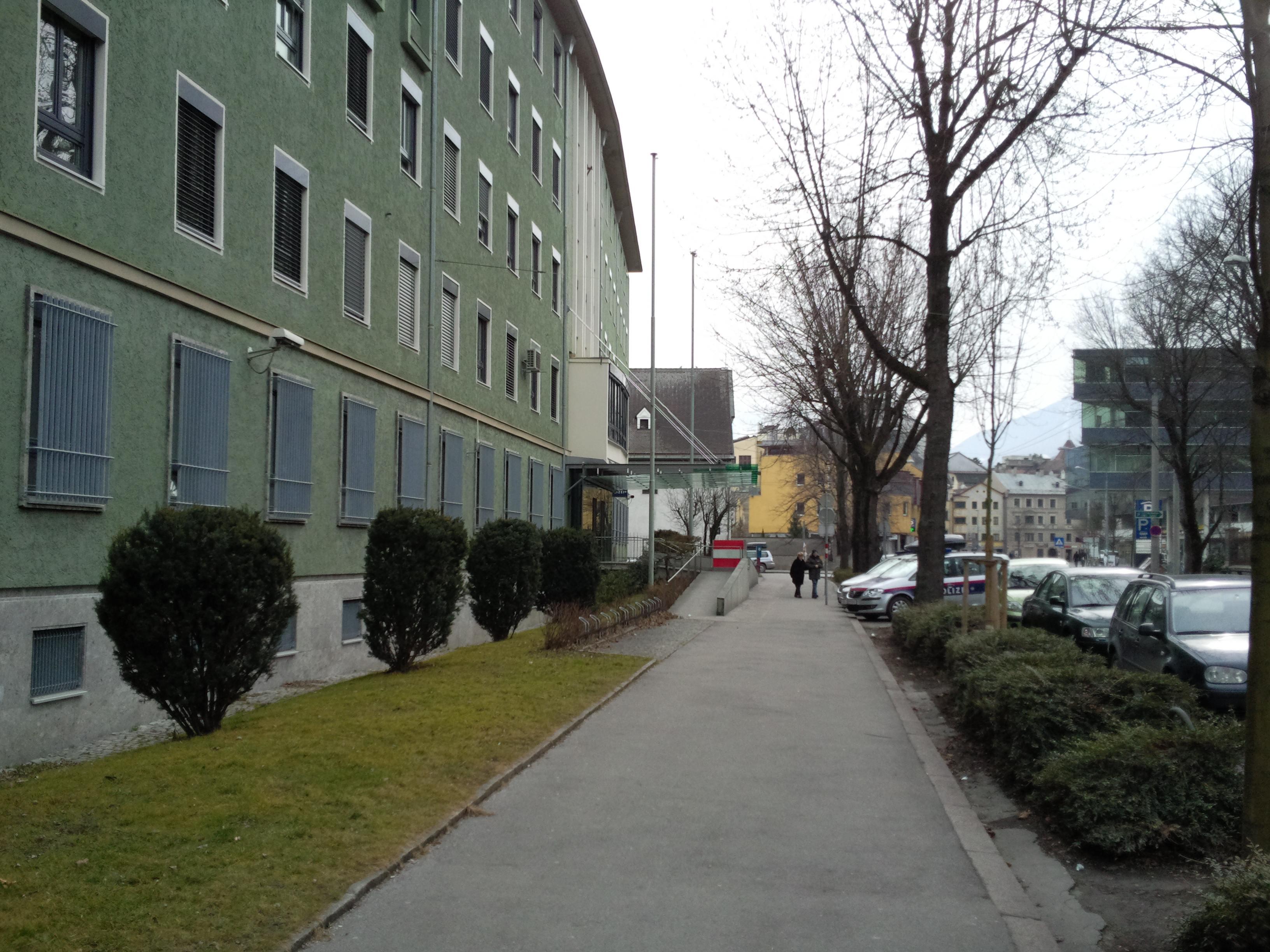 Innsbruck PAZ (Austria)