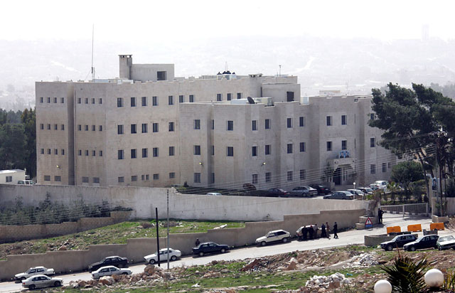 Juweideh Prison for Men (Jordan)