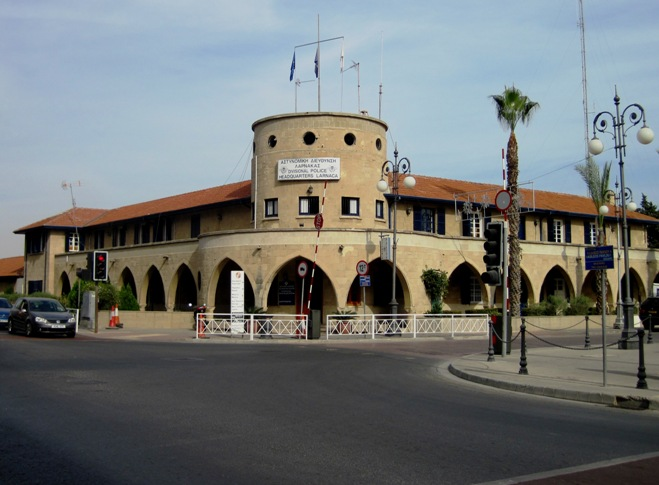 Larnaca Central Police Station Detention Centre (Cyprus)