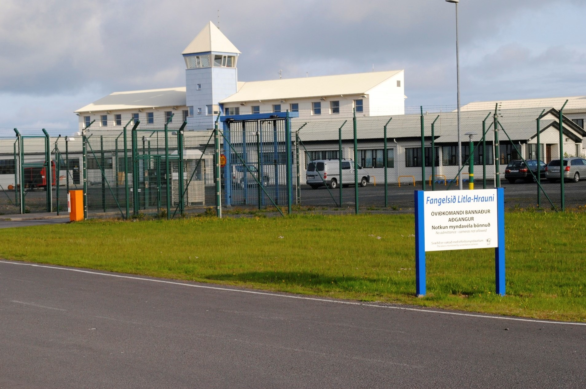 Litla-Hraun Prison (Iceland)