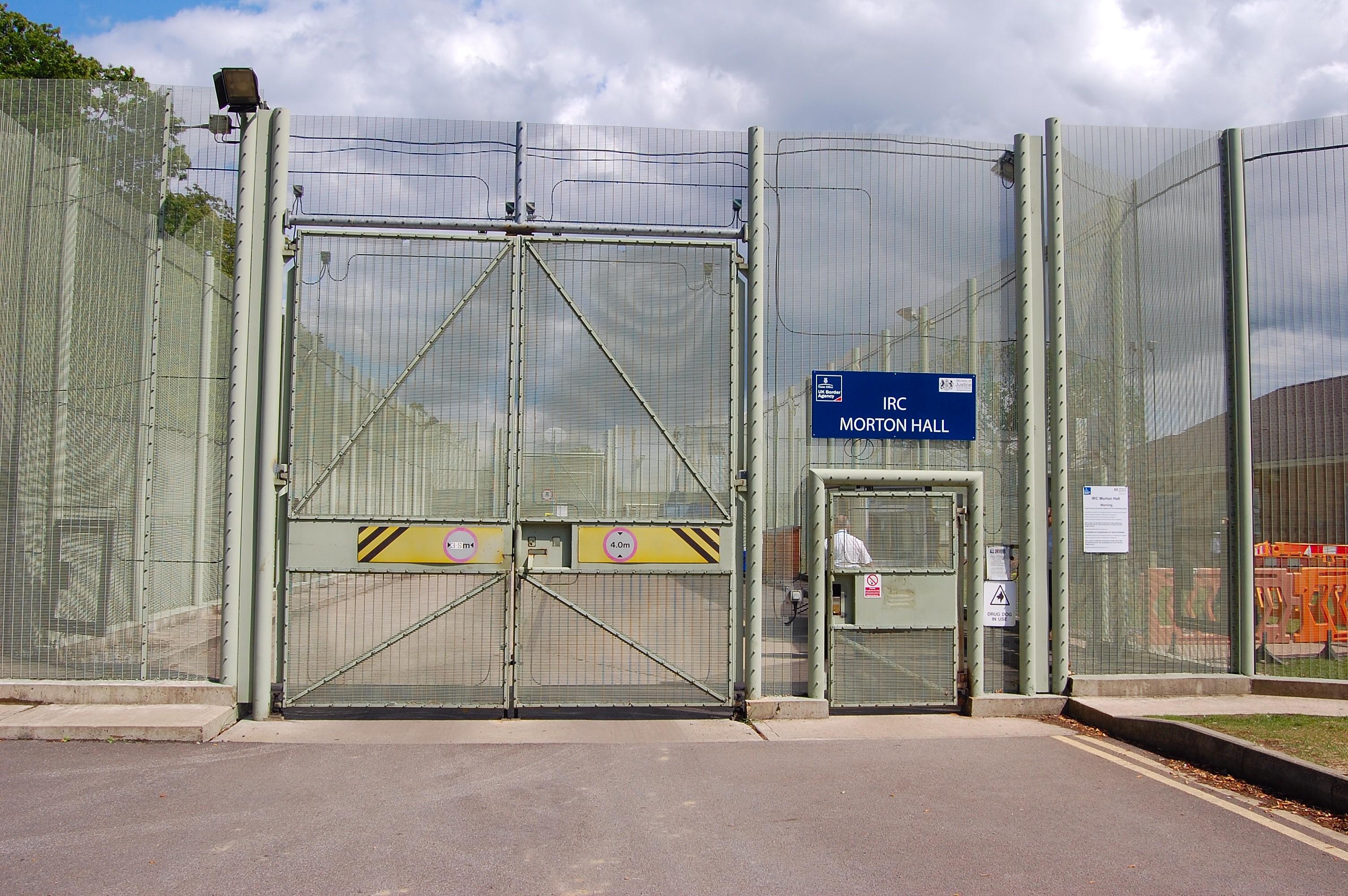 Morton Hall Immigration Removal Centre (United Kingdom)