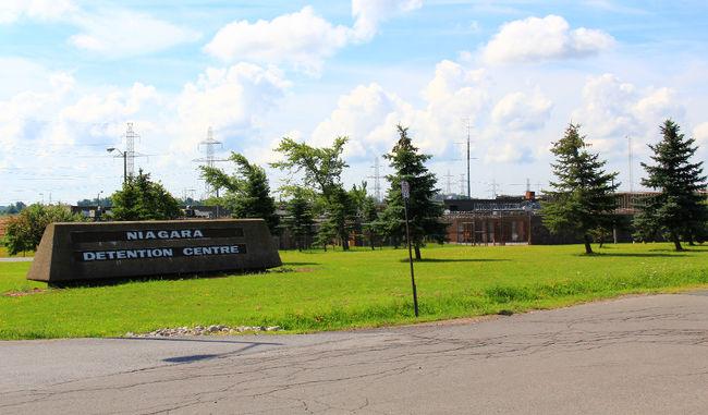 Niagara Detention Centre (Canada)