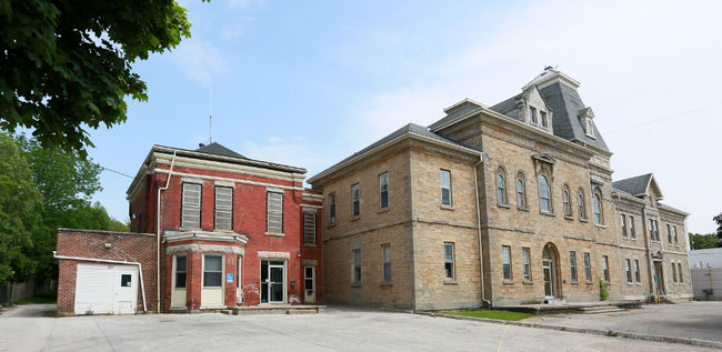 Owen Sound Jail (Canada)