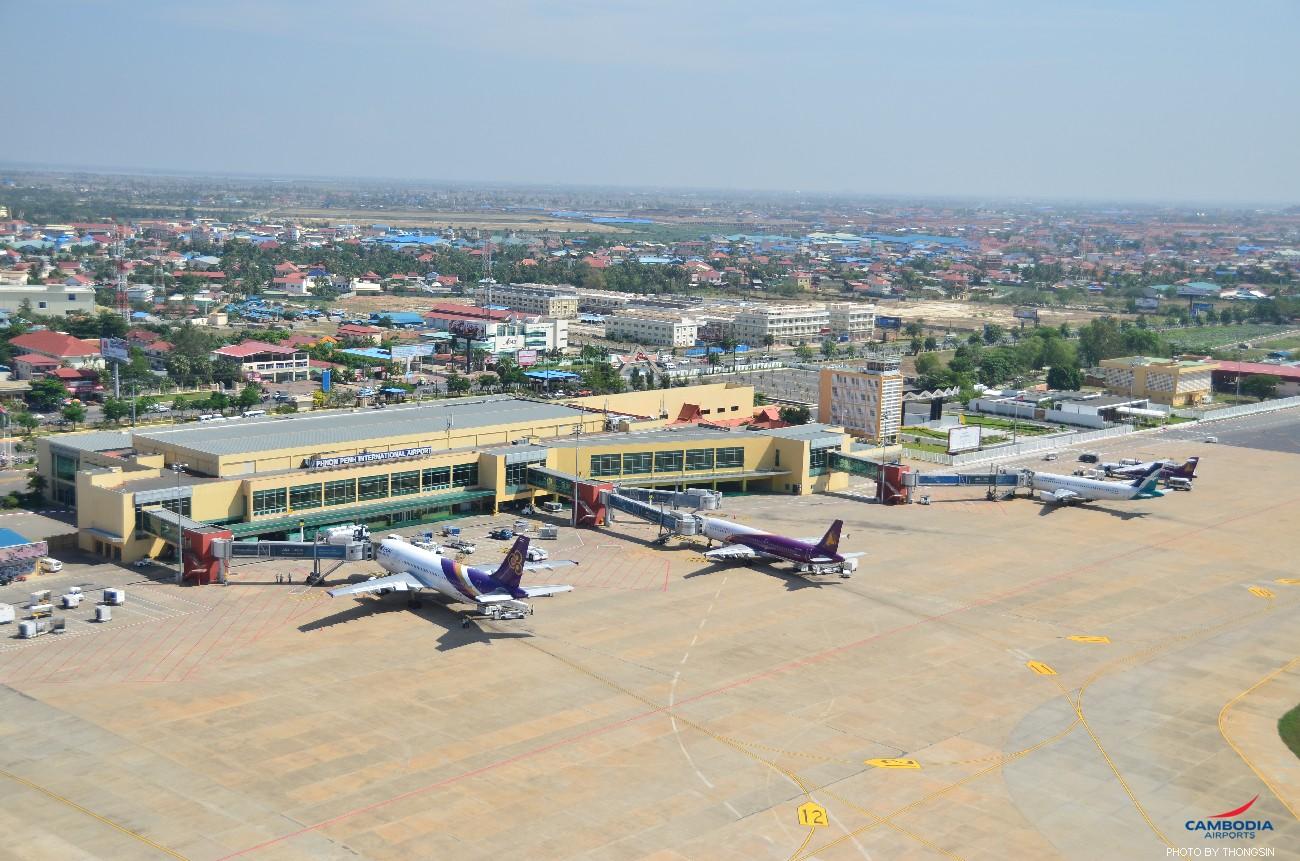Phnom Penh Airport (Cambodia)