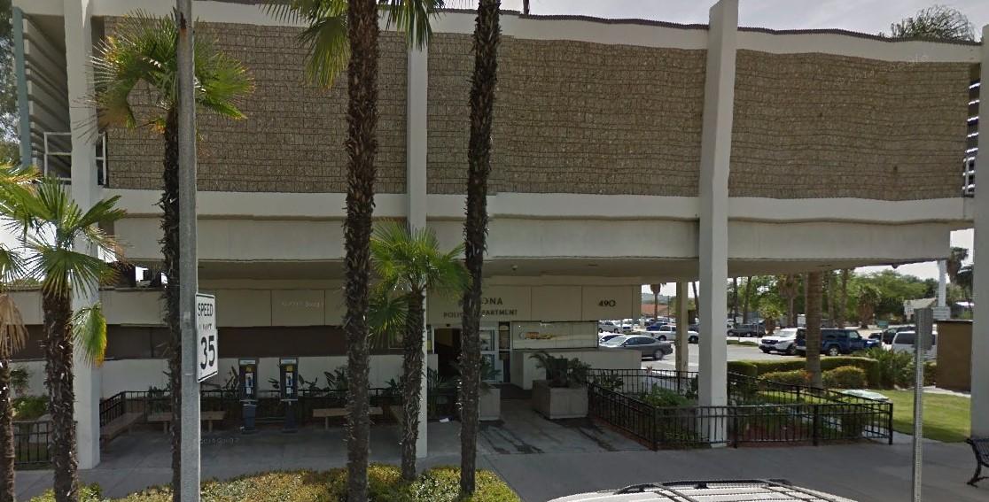 Pomona City Jail (United States of America)