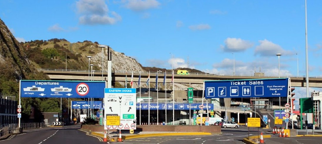 Port of Dover Residential Short-Term Holding Facility (United Kingdom)