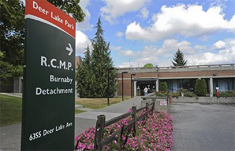 RCMP Burnaby (Canada)