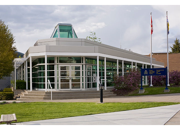 RCMP Castlegar (Canada)