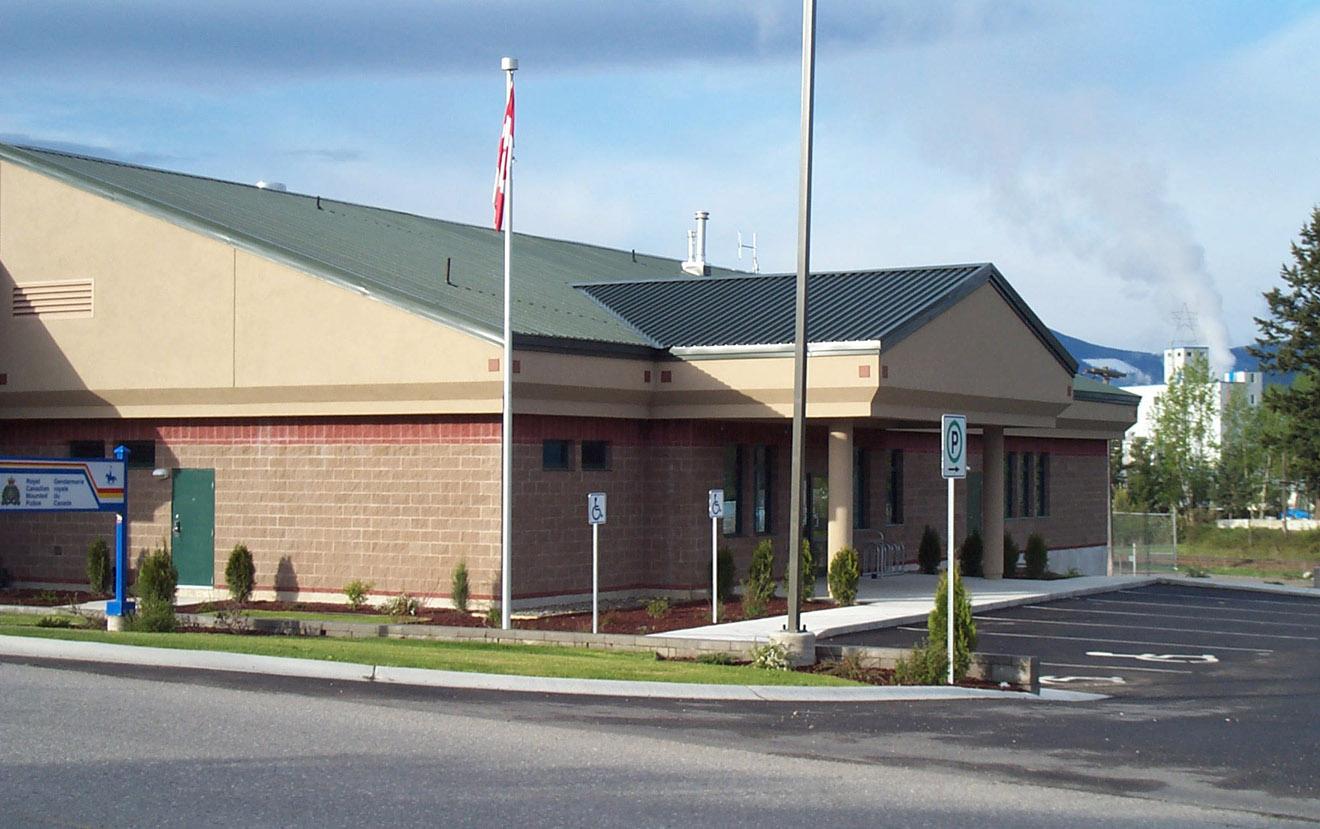 RCMP Creston (Canada)