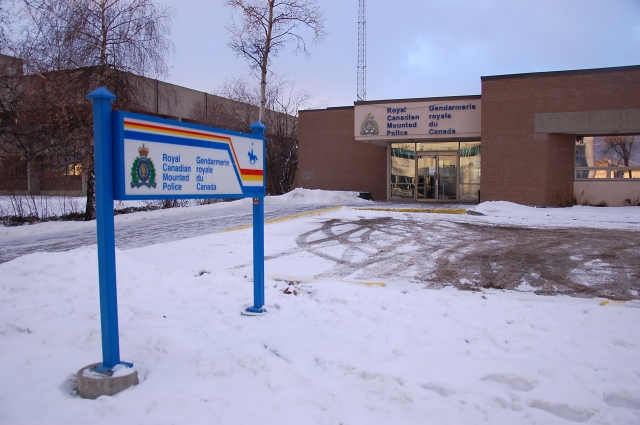 RCMP Fort St John (Canada)