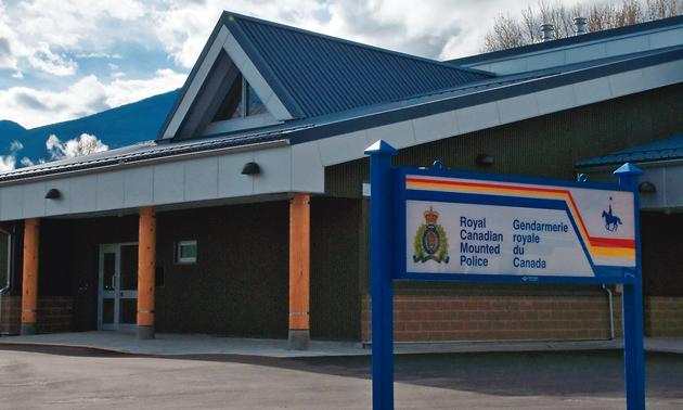 RCMP Golden (Canada)