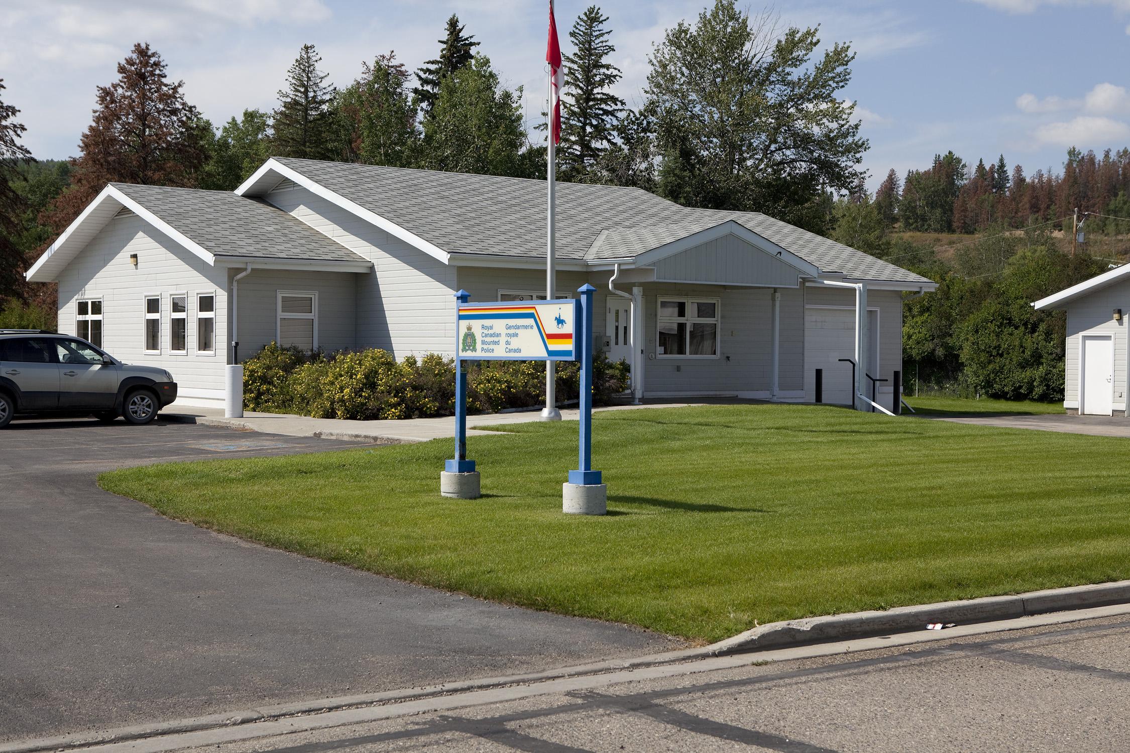 RCMP Hope (Canada)