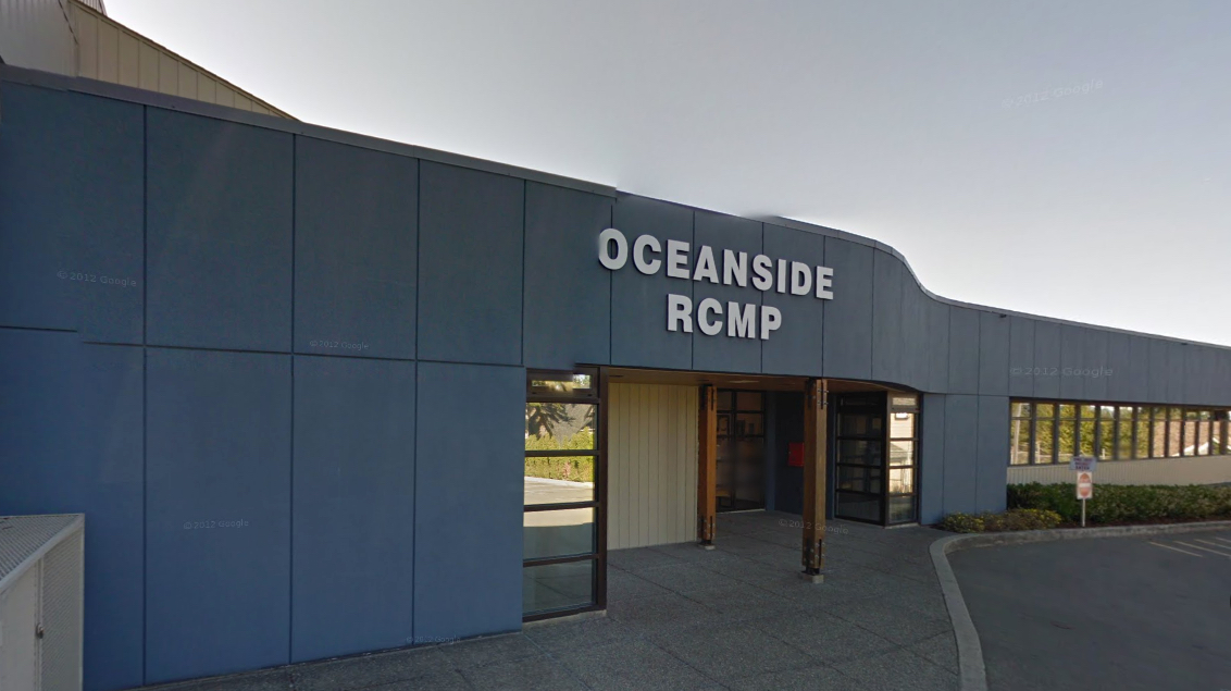 RCMP Oceanside (Canada)