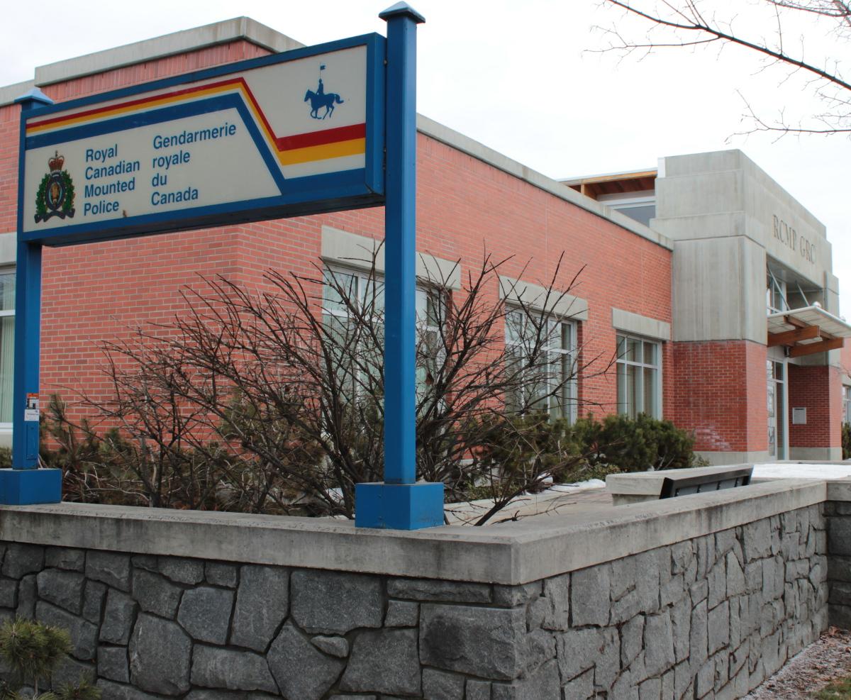 RCMP Penticton (Canada)