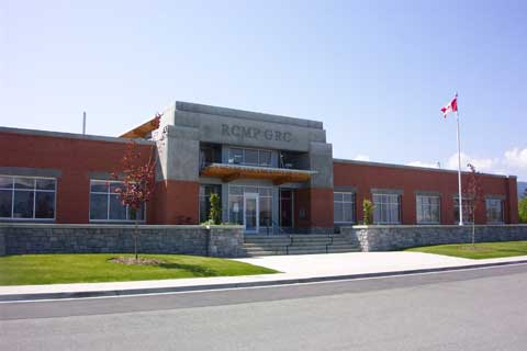 RCMP Port Alberni (Canada)