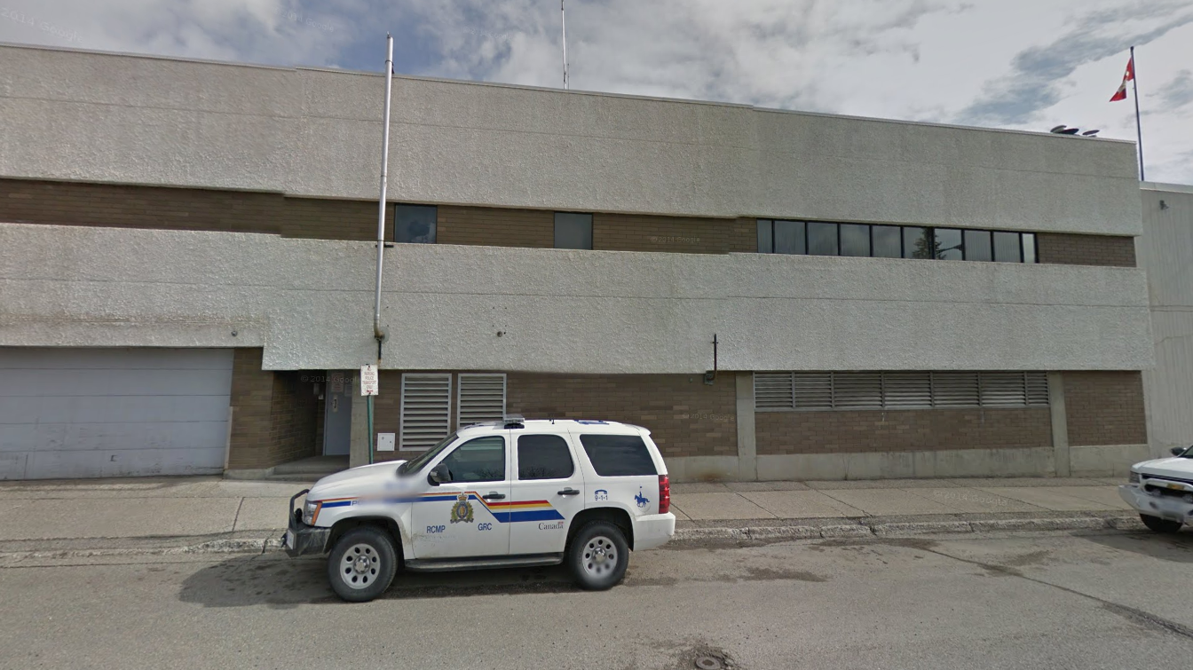 RCMP Prince George (Canada)