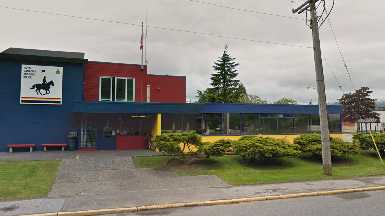 RCMP Prince Rupert (Canada)