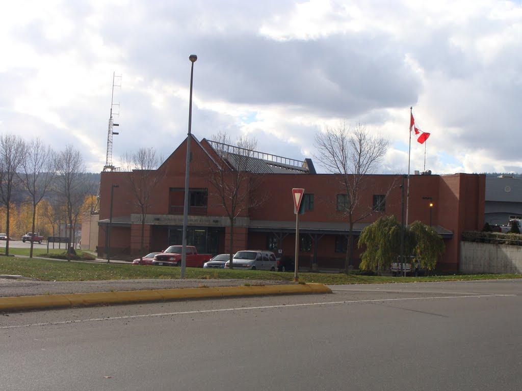 RCMP Quesnel (Canada)